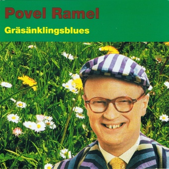 Gräsänklingsblues - CD