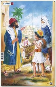 Jesus familj - Pussel