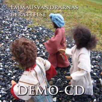 Emmausvandrarnas berättelse - CD