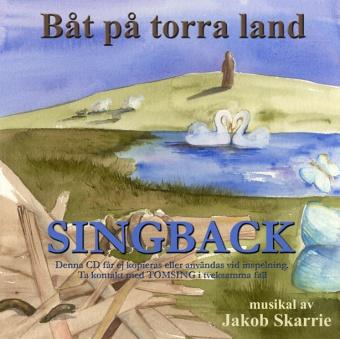 Båt på torra land - Singback