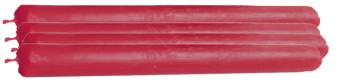 Fyra antikljus, röda