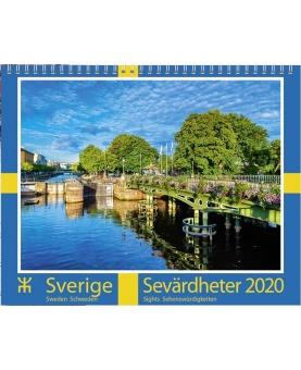 Sverige sevärdheter 2020