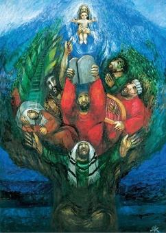 Jesu stamträd
