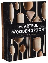 The Artful Wooden Spoon - Notecard set