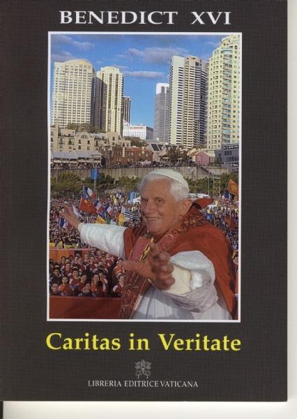 Caritas in Veritate Libreria Editrice Vaticana)