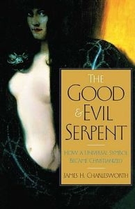 Good + Evil serpent: How a universal symbol became christianized