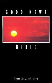 Good news Bible - Good news translation/GNT