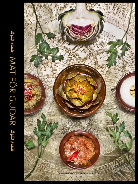 Mat för gudar: Libanesisk matkultur från Beirut Café