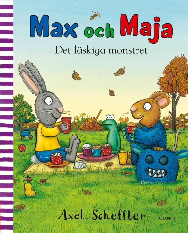 Max och Maja: Det läskiga monstret