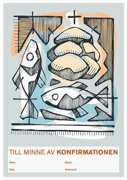 Bröd och fisk