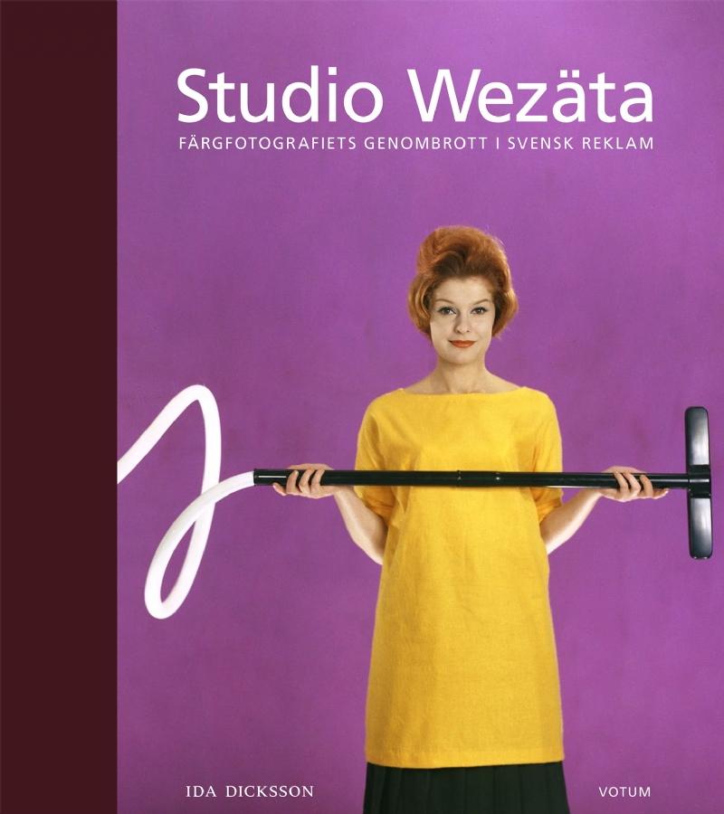 Studio Wezäta: Färgfotografiets genombrott i svensk reklam