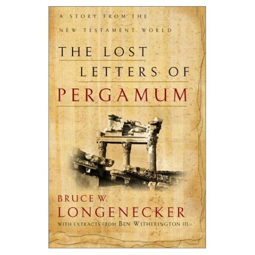Lost Letters of Pergamum