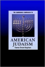Cambridge Companion to American Judaism