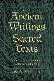 From Ancient Writings to Sacred Texts