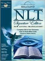 NLT (New Living Translation) Signature Edition (dvd)