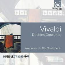 Doubles Concertos m. Akademie für Alte Musik Berlin