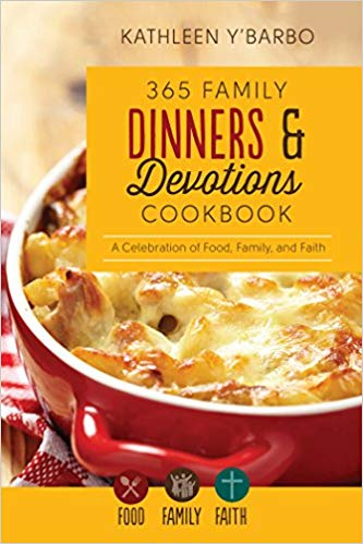 365 Family dinners and devotions