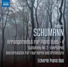 Arrangements for piano duet 4