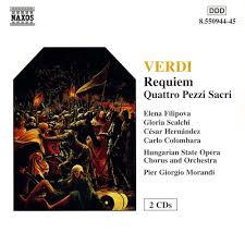 Requiem, Quattro Pezzi Sacri