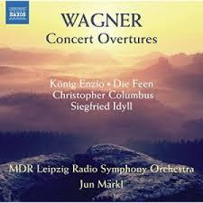 Concert Overtures - Jun Märkl