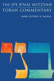 JPS B'Nai Mitzvah Torah Commentary ( JPS Study Bible )