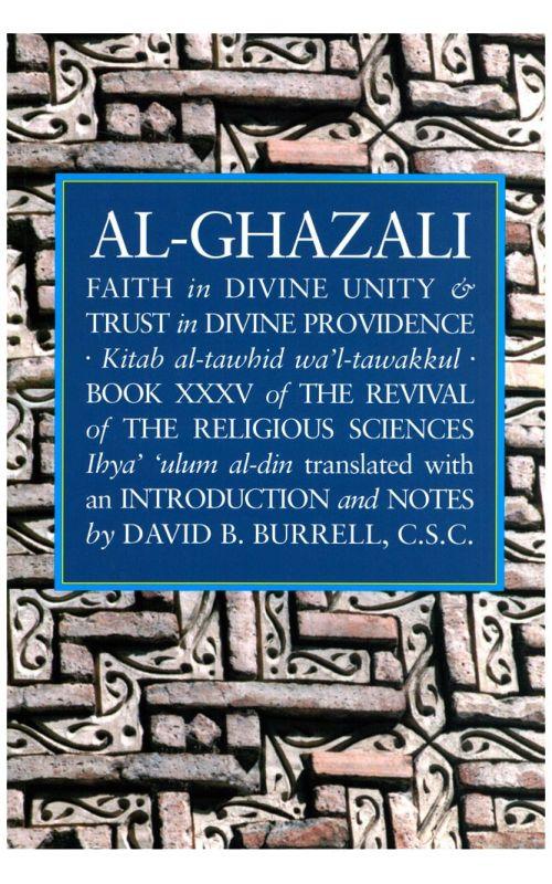 Faith in Divine Unity + Trust in Divine Providence