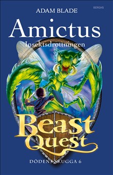 Amictus: Insektsdrottningen - Dödens skugga 5