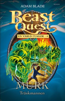 Murk: Träskmannen - Beast Quest: En värld i lågor - 4