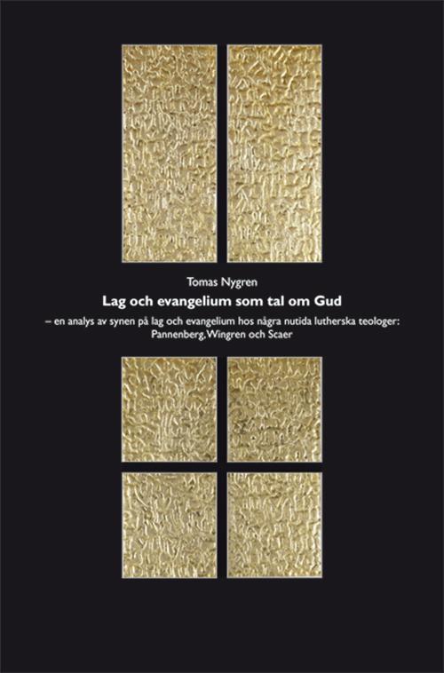 Lag och evangelium som tal om Gud