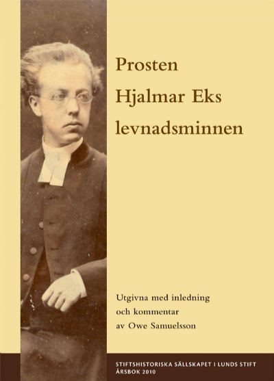 Prosten Hjalmar Eks levnadsminnen