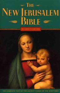 New Jerusalem Bible-NJB-Readers New Jerusalem Bible-NJB-Readers