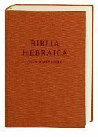 Biblia Hebraica Stuttgartensia - större format