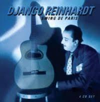 Django Rienhardt - Swing de Paris