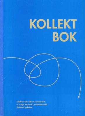 Kvittensbok för Svenska Kyrkans kollekter