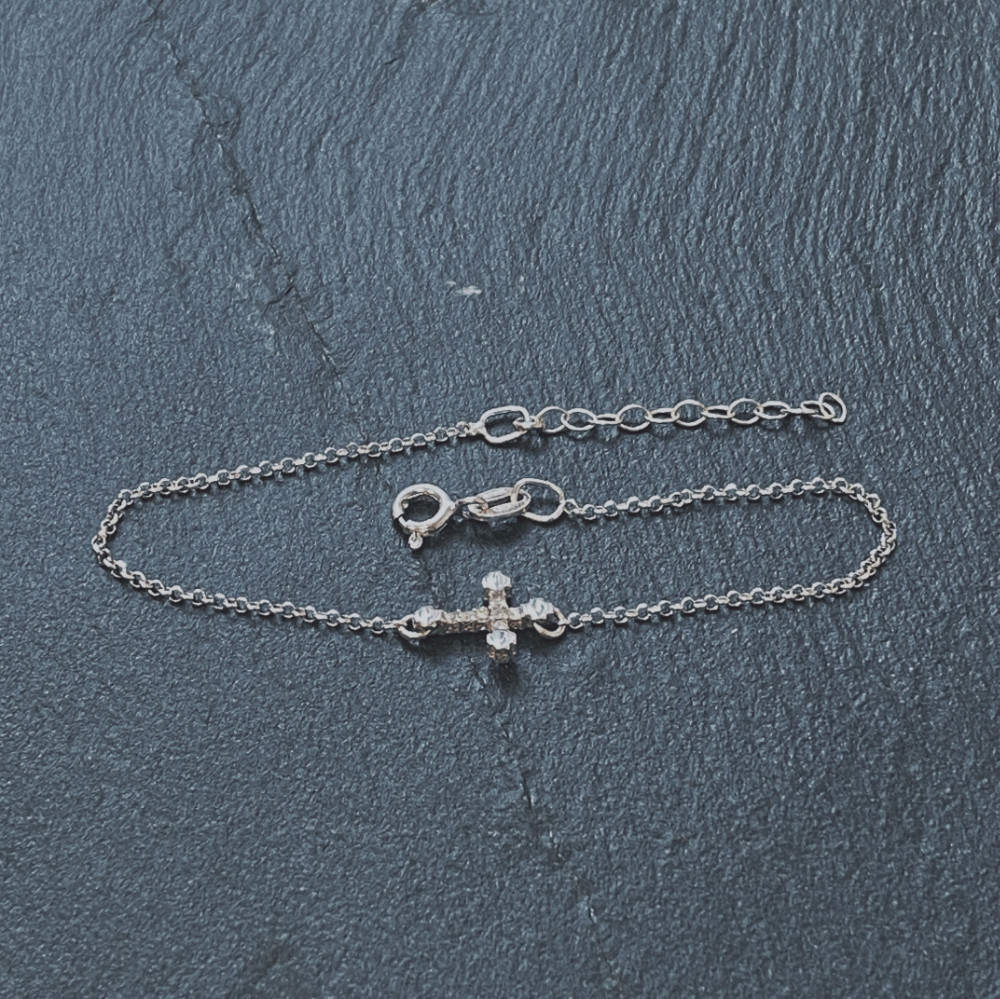 i74 Armband silver