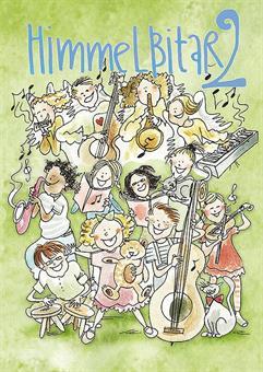 Himmelbitar 2, sångbok