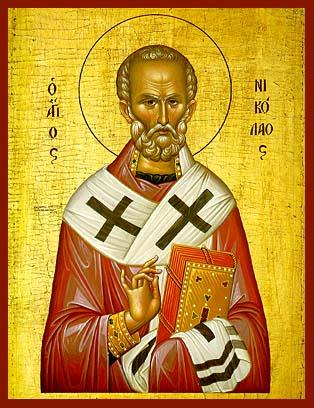 S:t Nikolaus av Myra