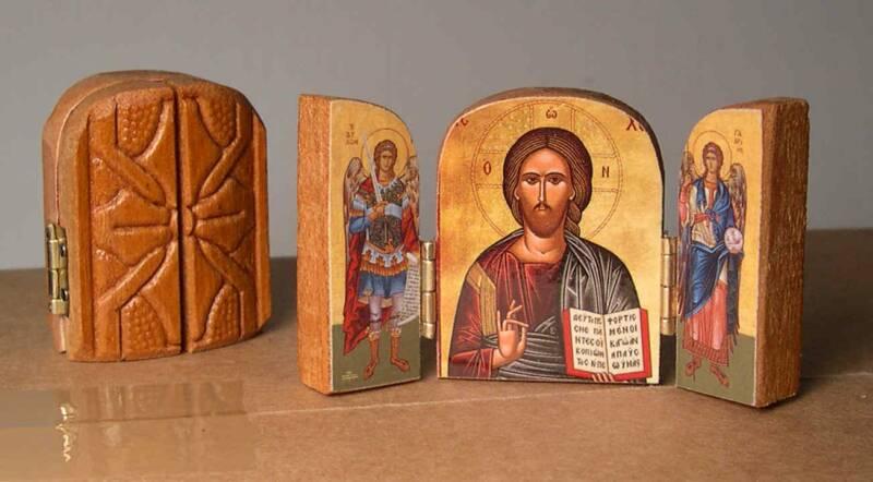 Triptyk Kristus