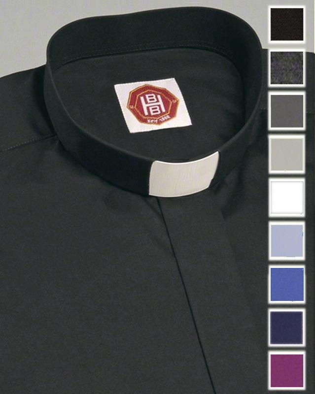 Frimärksskjorta ekobomull