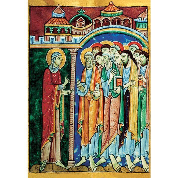 Maria från Magdala och apostlarna