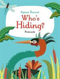 Who's Hiding? Postcards