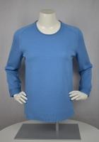 Pullover ljusblå