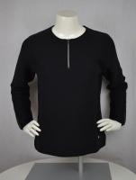 Pullover svart