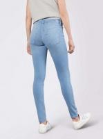 Jeans, Mac Dream Skinny baby blue wash