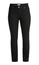 Heidi denim, black