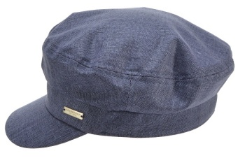 Military cap, marine blue