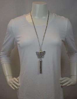 Halsband, metallfjäril