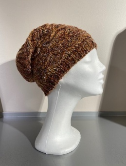 Headssock brun