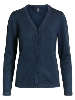 Cardigan navy mix
