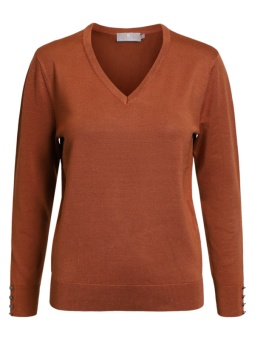 Pullover mocha bisque
